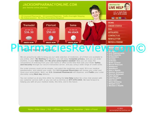 jacksonpharmacyonline.com review