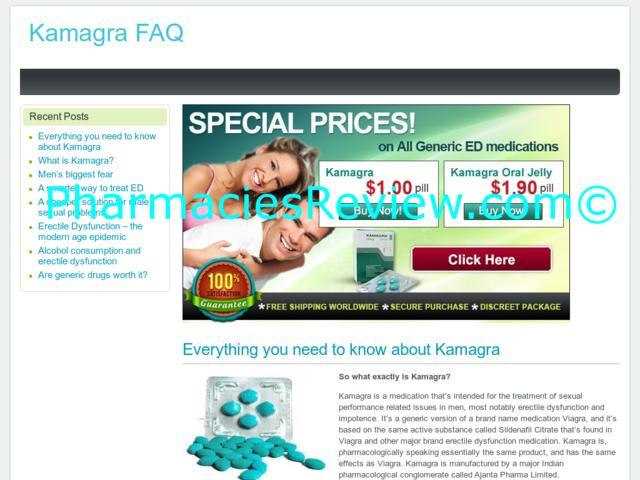 Kamagra Reviews