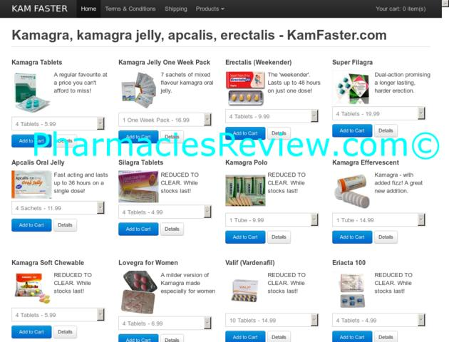 kamfaster.com review