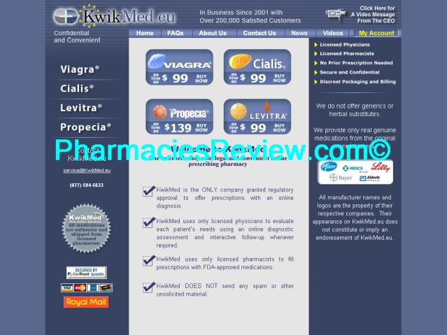 Viagra online kwikmed