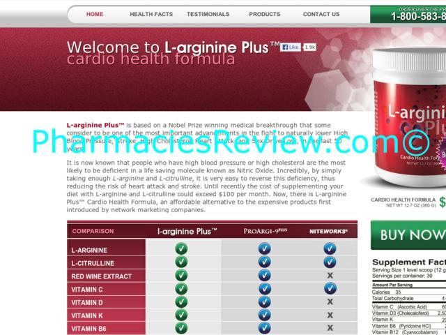 l-arginine.com review