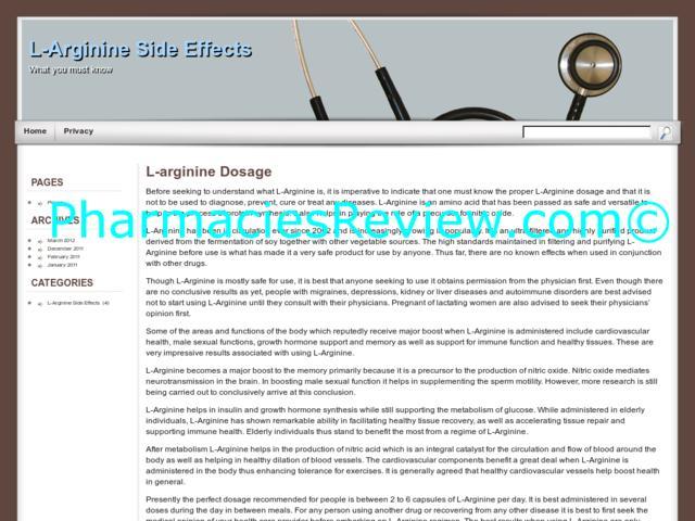 l-argininesideeffects.com review