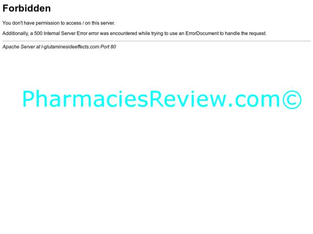 l-glutaminesideeffects.com review