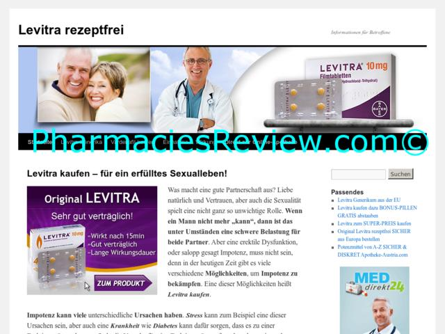 Levitra Reviewed