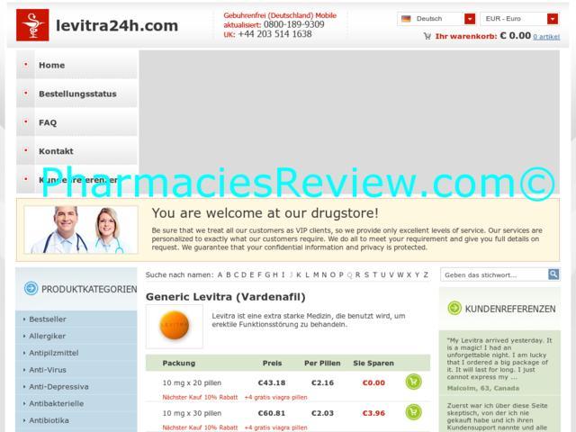 Levitra Info