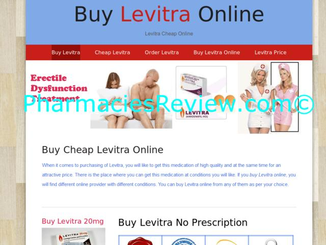Cheap Levitra Order Prescription