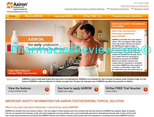 Low-testosterone-help.com Review All Online Pharmacies Reviews And Ratings Online Pharmacies