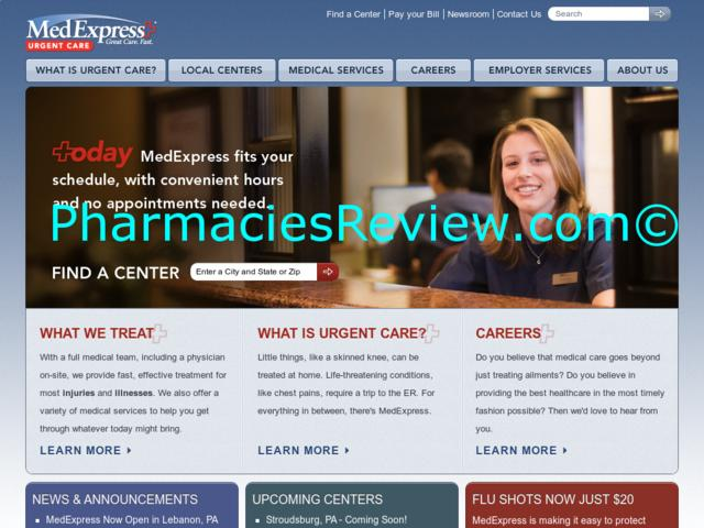 Express pharmacy online reviews