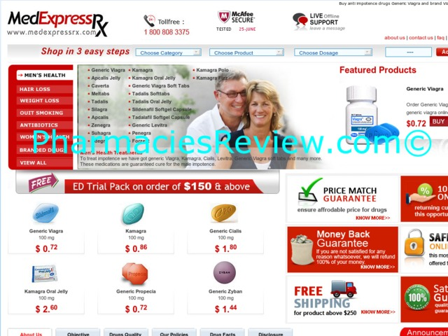medexpressrx.com review