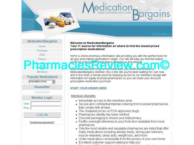 medicationbargains.com review