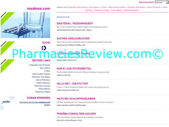 medmex.com review