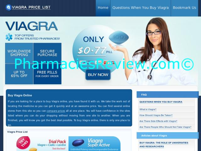 Does anyone know of a good website to buy Viagra