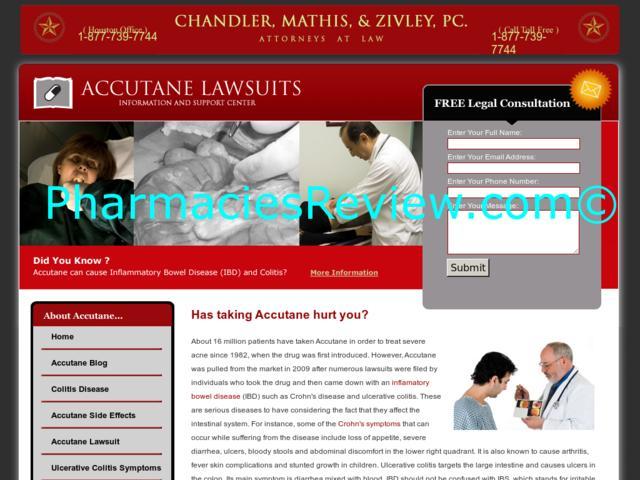 Philadelphia Accutane Attorney