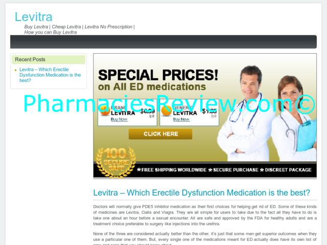 Purchase Cheap Levitra Online