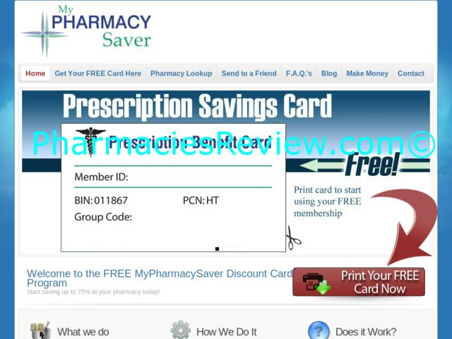 mypharmacysaver.com review