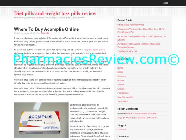 Didrex Prescription Diet Pills - Buy Didrex Alternatives Online
