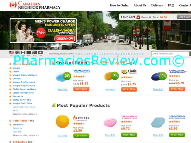 n1canadianpharmacy.com review