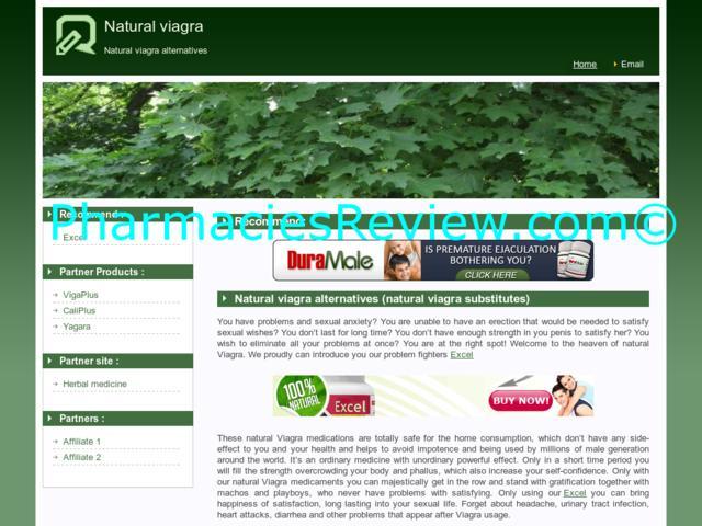 Natural Viagra Alternative Review