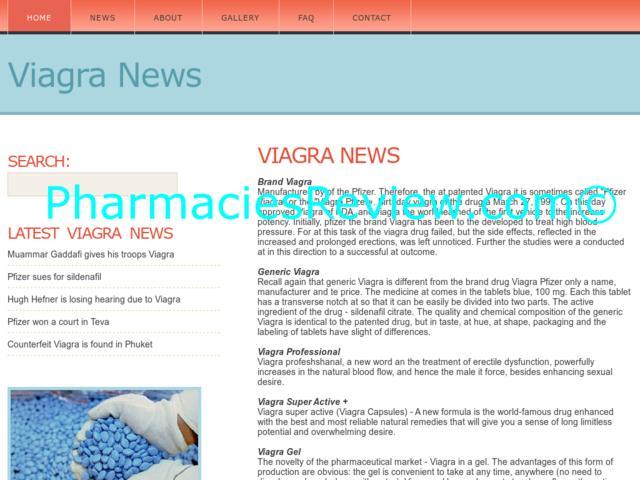 Viagra News And Viagra News