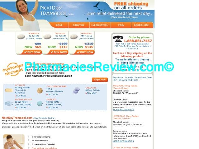 nextdaytramadol.com review