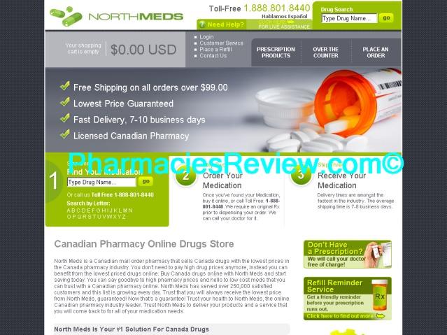 northmeds.com review
