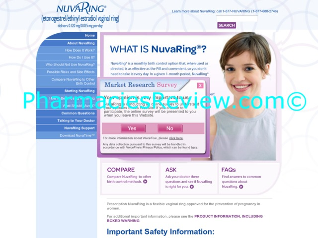 Nuvaring Reviews