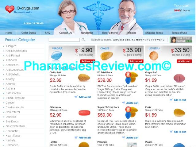 o-drugs.com review