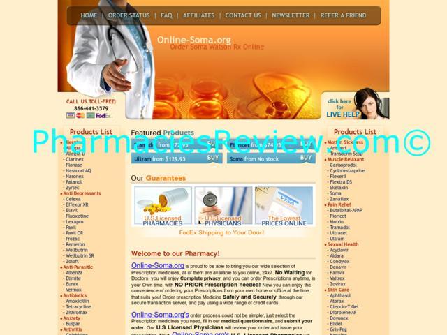 online prescription companies