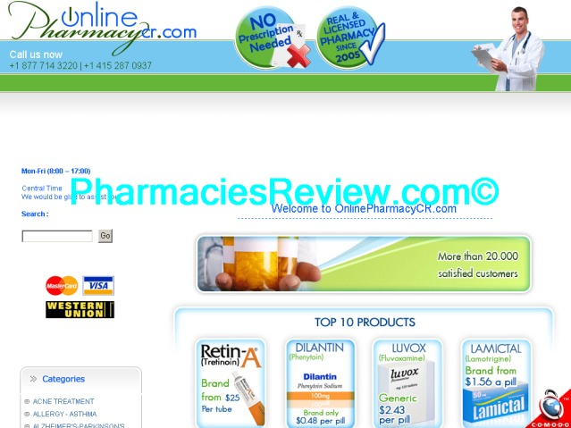 onlinepharmacycr.com review