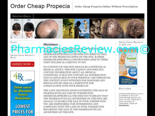Get Propecia Cheap