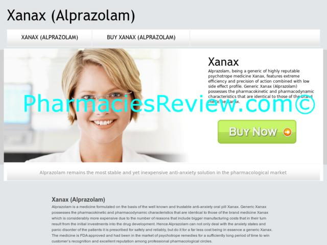 alprazolam online pharmacy review blogs