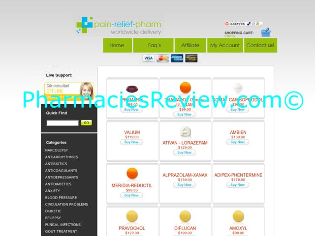pain-relief-pharm.biz review
