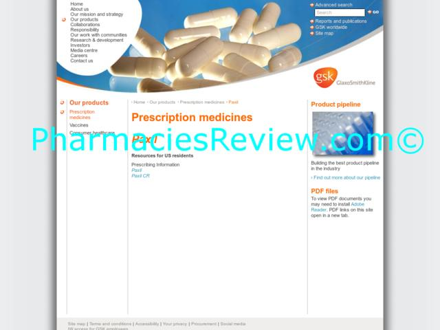 Paxil Coupon
