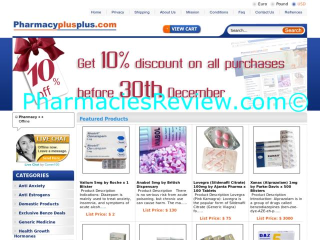 pharmacyplusplus.com review