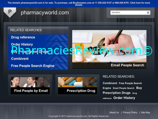pharmacyworld.com review