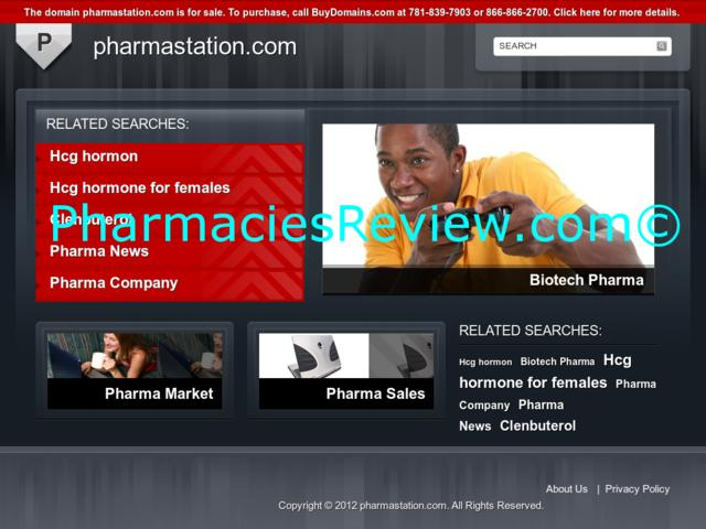 pharmastation.com review