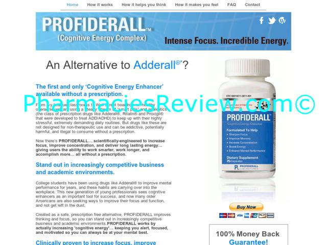 profiderall.com review