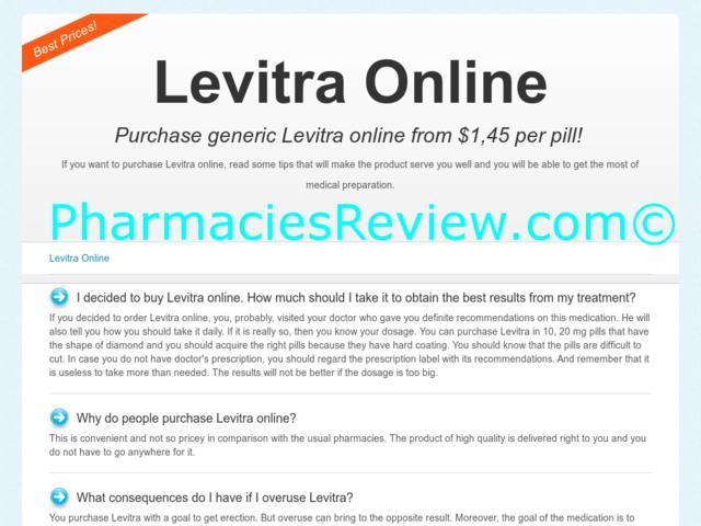 Purchasing Levitra