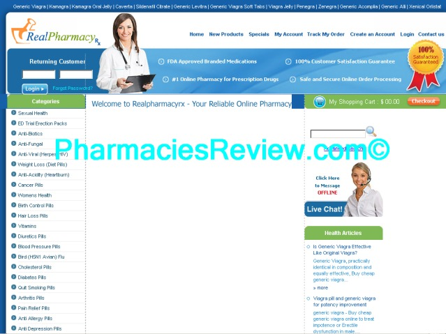 realpharmacyrx.com review