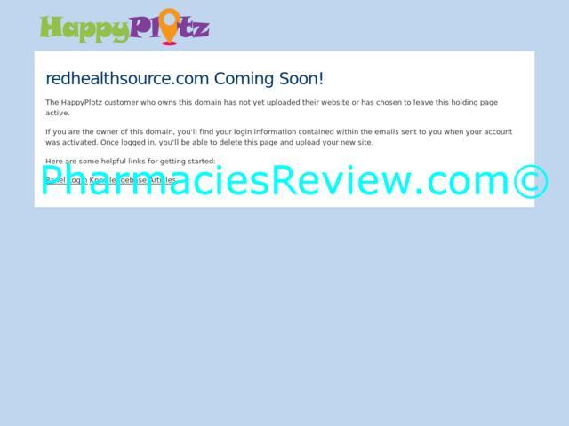 redhealthsource.com review