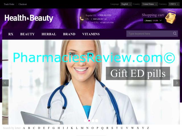 RXMpharmacy review
