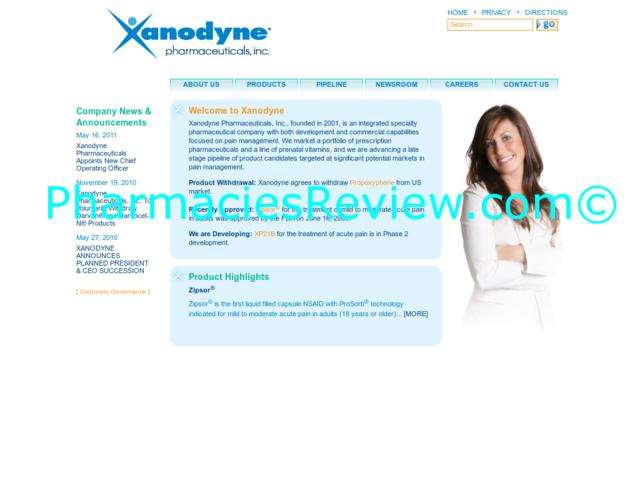 Percocet (Oxycodone and Acetaminophen) Drug Information.