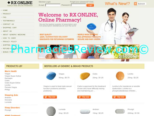 rxonline.cc review
