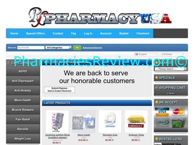 International pharmacy net reviews