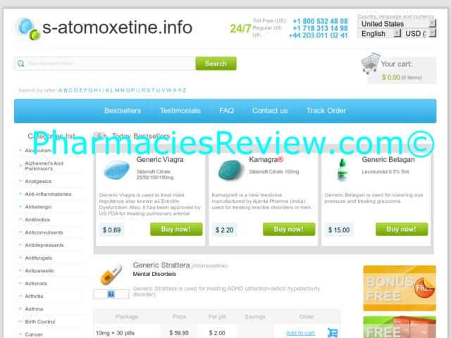 s-atomoxetine.info review