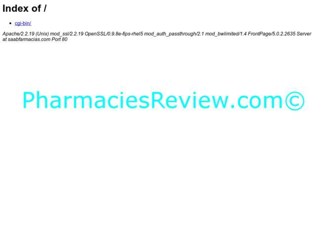 saabfarmacias.com review