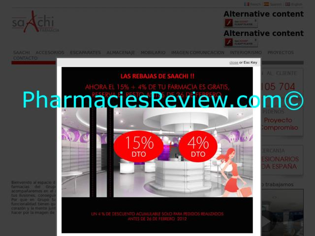 saachi-farmacia.com review