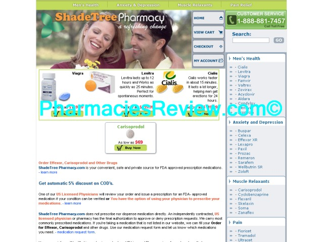 shadetreepharmacy.com review