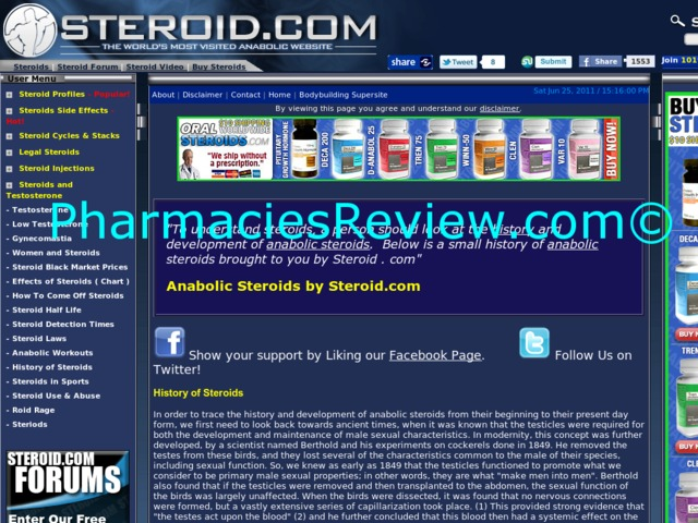 top rated uk steroid sites
