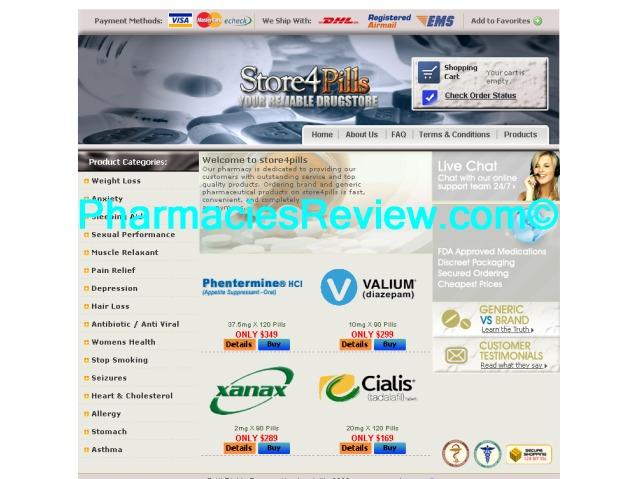 store4pills.com review